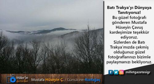 Milletin Gözünden | Mustafa Hüseyin Çavuş/Gümülcine-Kızılğaç