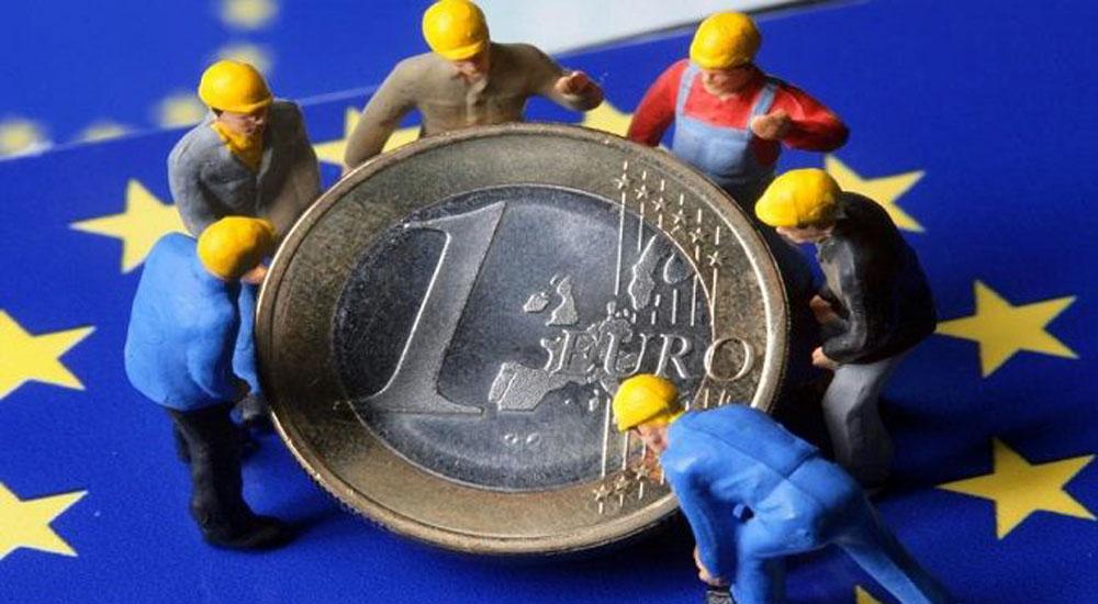 Euro Bölgesi'nde yıllık enflasyon arttı