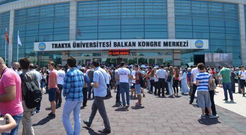 Trakya Üniversitesinde 2. Ek Kontenjan başvuruları başladı
