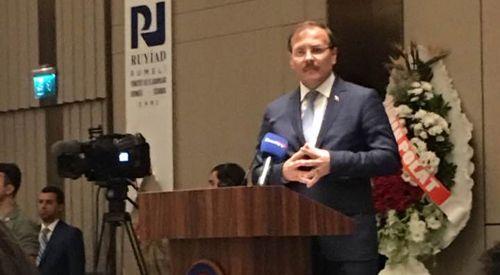 T.C. Başbakan Yardımcısı Hakan Çavuşoğlu onuruna Balkan Buluşması