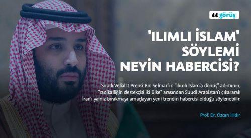 'Ilımlı İslam' söylemi neyin habercisi?
