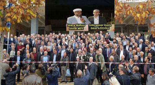 İskeçe Müftüsü Mete ve Gökçepınar imamına 7'şer ay hapis