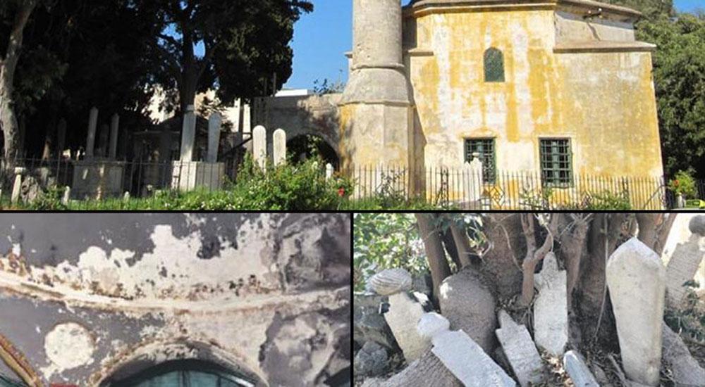 Yunanistan, Rodos ve İstanköy'de Türk eserlerini yok etmeye devam ediyor