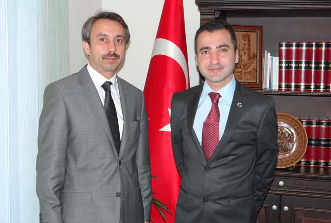 Başkonsolos İlhan Şener'e nezaket ziyaretleri devam ediyor