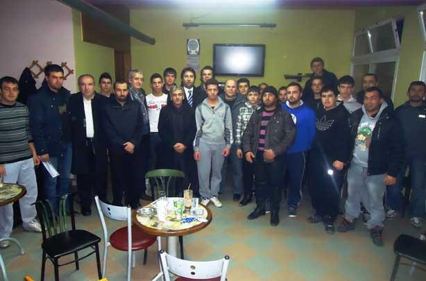 DEB Partisi Köy Ziyaretlerine Devam Ediyor - FOTO GALERİ