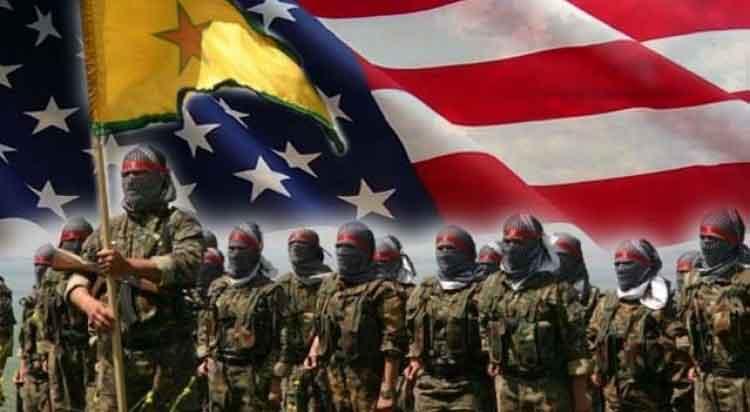 ABD ile PYD/PKK terör örgütünden sözde ordu hazırlığı
