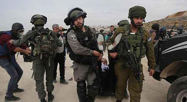 'Filistin topraklarında 'Apartheid' rejimi uygulanıyor'