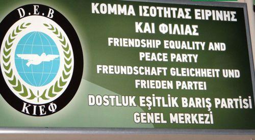 DEB Partisi Dışişleri Bakanı Kocias'ın ölümle tehdit edilmesini kınadı