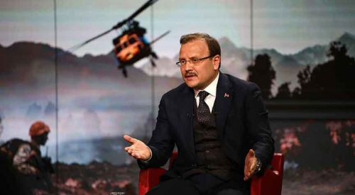 """""""Türkiye ile iyi komşuluk ilişkisi kurmak Yunanistan'ın yararına"""""""