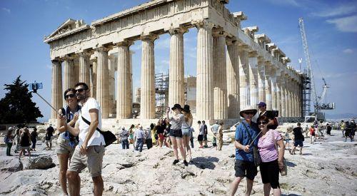 Turist Sayısı 2017'de Arttı