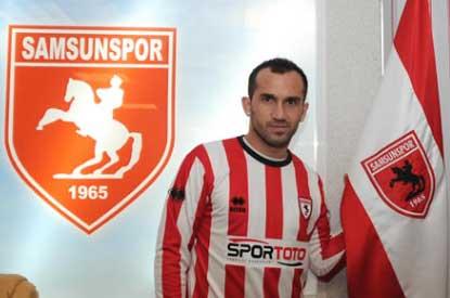 Türkiye'ye giden ilk Yunanlı futbolcu GEKAS