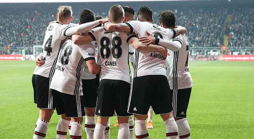 Dünyanın her yerinde Beşiktaş biliniyor