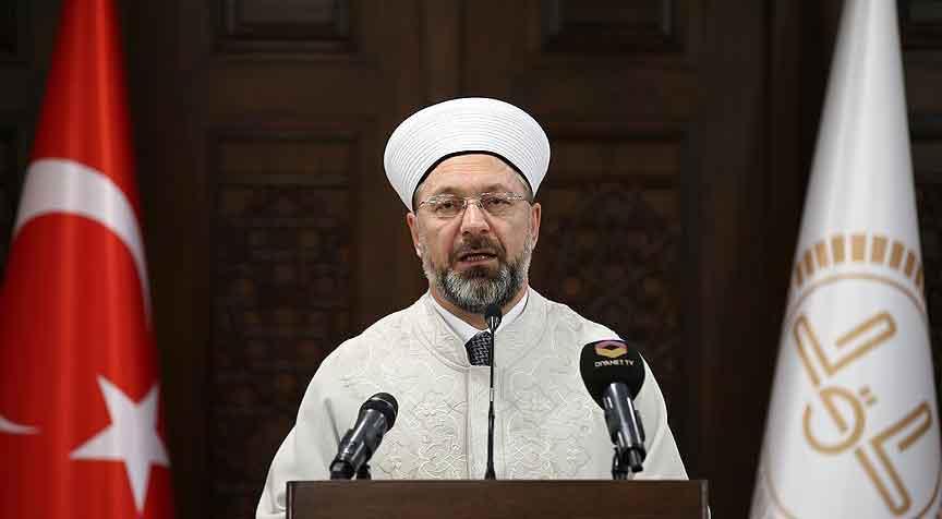'İslam hakkında konuşurken dikkatli olmak lazım'