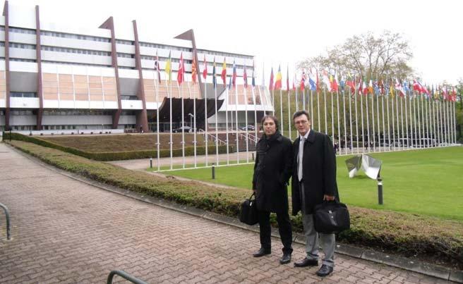 ABTTF Avrupa Konseyi Parlamenterler Meclisi'nde