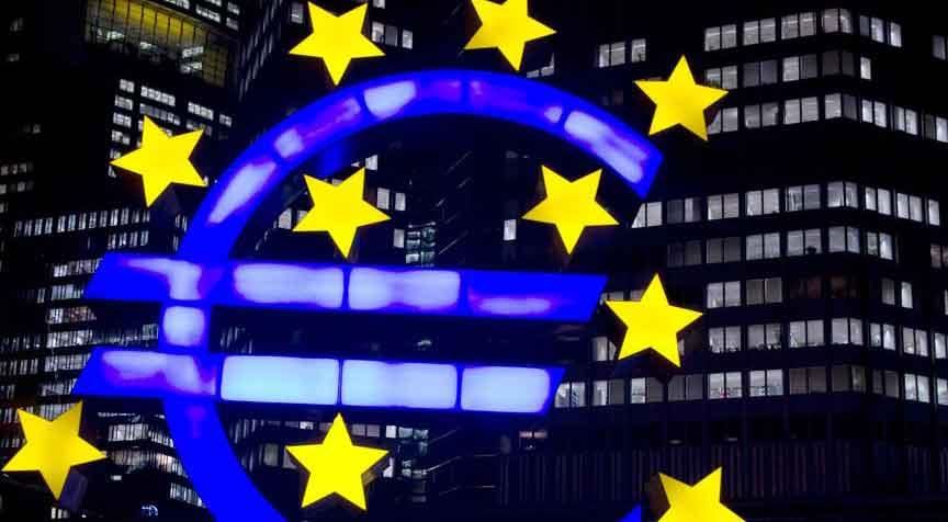 Euro Bölgesi'nde yıllık enflasyon martta yükseldi