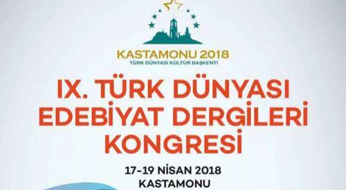 2018 Yılının Türk Dünyasında Yılın Edebiyat Adamı Batı Trakya'dan