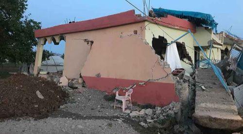 Türkiye'de art arda depremler
