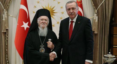 Erdoğan'dan Bartholomeos'a üst düzey kabul, İskeçe Müftüsü Mete'ye 8 ay hapis