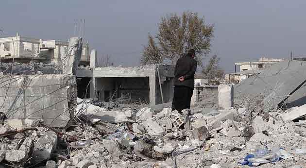 Suriye'de koalisyon güçleri DEAŞ yerine sivilleri vurdu