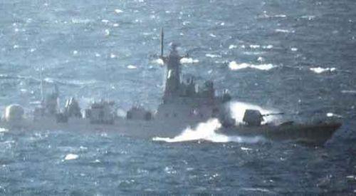 Türk gemisine çarpan Amartolos'un kaptanı görevden alındı