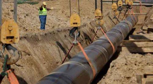 Bulgaristan-Yunanistan doğalgaz boru hattı için ihale
